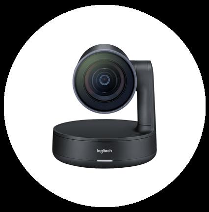 Logitech videoconference camera