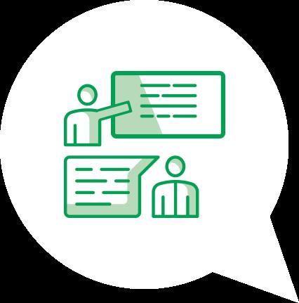 audiovisuele oplossingen - communiceren en presenteren