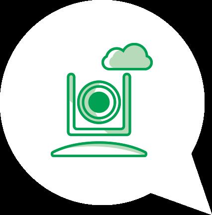 Videoconferencing in de cloud