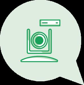 videoconferencing zelf gehost